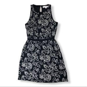 LOFT Soft Sleeveless Casual Short Dress